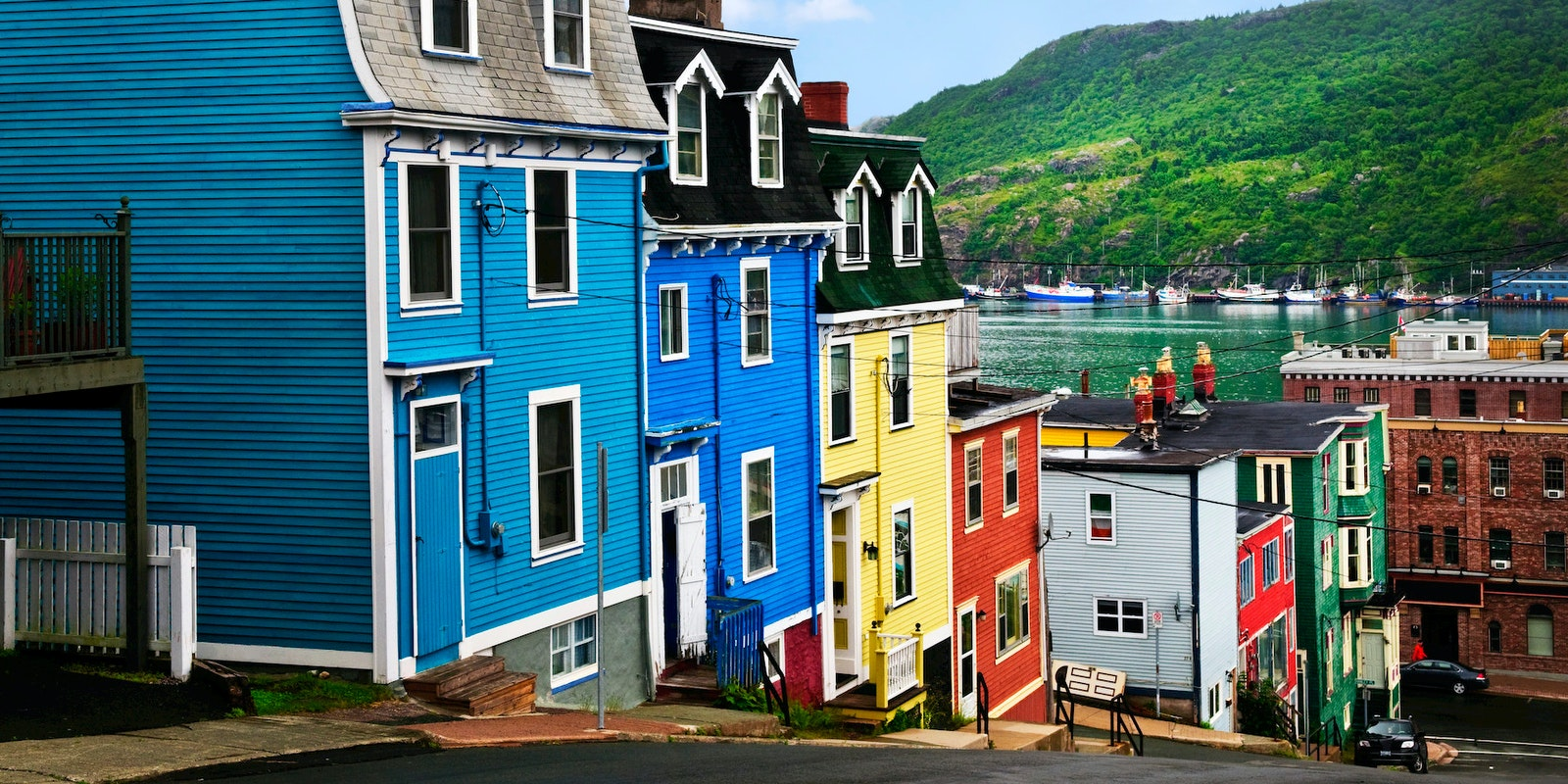 Things To Do In St John S Newfoundland Travel Guides Holland America Line