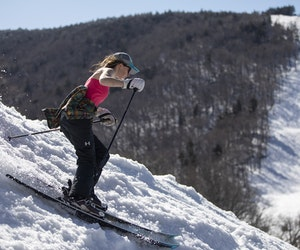 Ski Into Spring at the Best Warm-Weather Skiing Spots