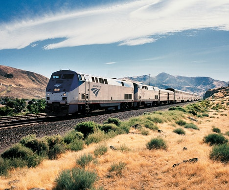 Choo-Choo Choose This Last-Minute Amtrak Sale for a Valentine's Day Gift Portland