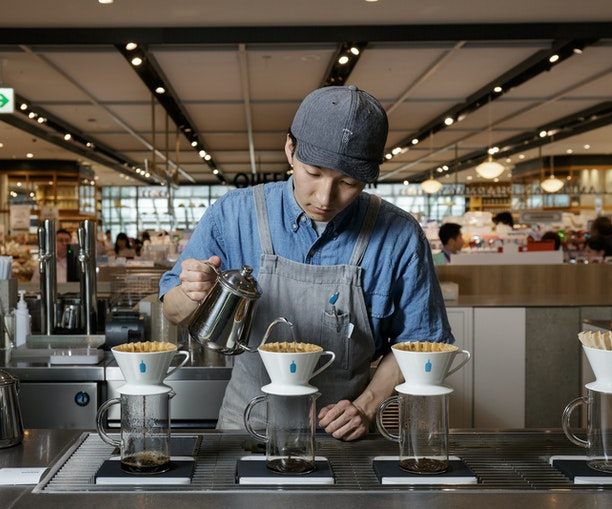 How Tokyo's Coffee Culture Inspired an Indie American Brand