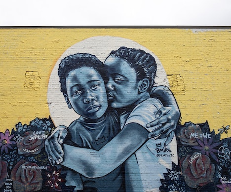 6 U.S. Cities With Powerful Murals That Show the Fight for Justice Never Stops Los Angeles