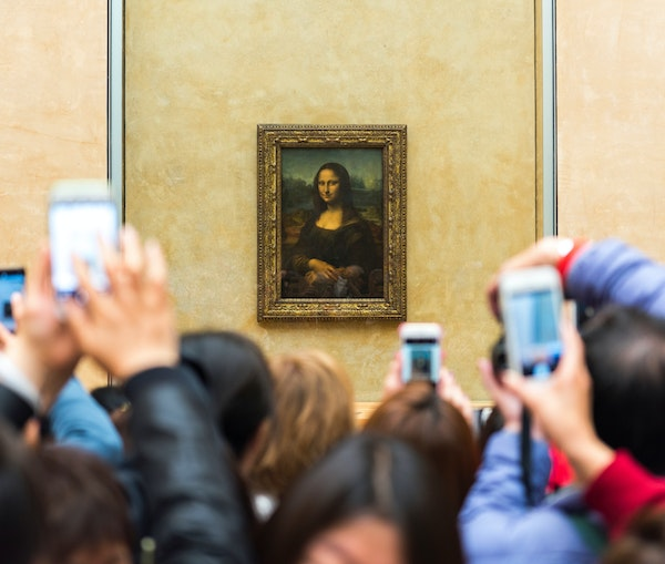 An Extensive Leonardo da Vinci Retrospective Is Coming to the Louvre—but You'll Need Reservations to See It