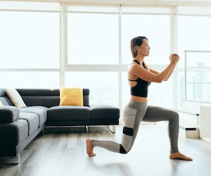 Home Workouts to Stay Sane and Fit While You're Stuck Inside
