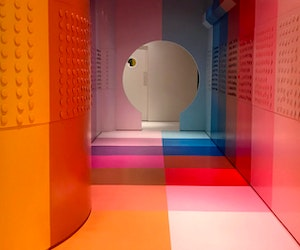Rainbows, Ball Pits, and Balloons Collide at New York's Whimsical New Art Pop-Up