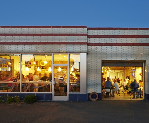 13 Unique U.S. Restaurants That Once Had a Much Different Purpose