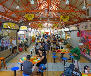 UNESCO Adds Singapore's Hawker Culture to Its List of Intangible Cultural Heritage