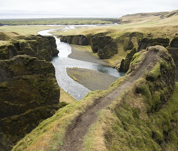 Iceland Canyon Is Now Closed to Visitors After Viral Music Video