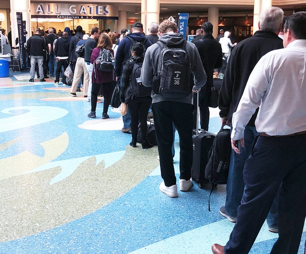 How to Get Through TSA Quickly During Its Busiest Summer Ever