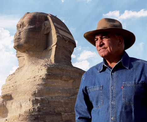 A Journey to Ancient Egypt with the World's Leading Archaeologist   Egypt