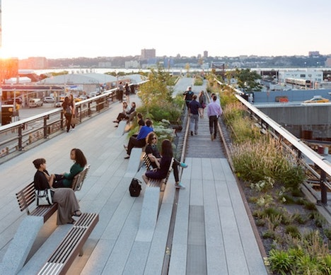 London District to Build High Line of Its Own
