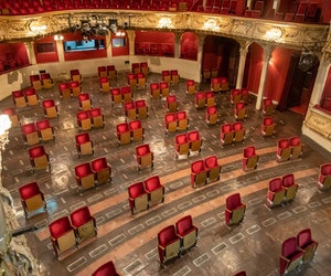 This Berlin Theater Shows How Entertainment Might Look Post-Coronavirus