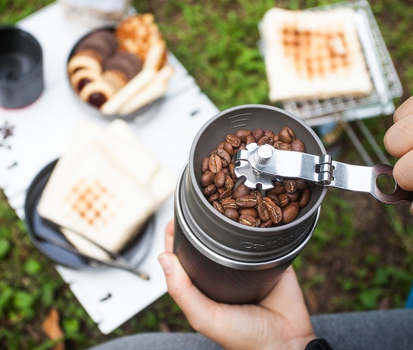 Be the Barista With This Travel-Ready Coffee Maker