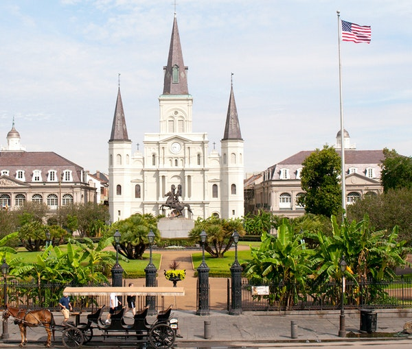 Why Your Next Weekend Getaway Should Be to New Orleans