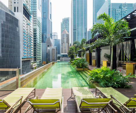 These Hip, Irreverent Hotels Are Transforming Luxury Travel Bangkok