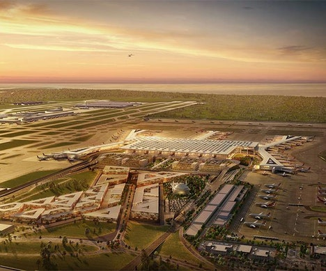 Istanbul's Massive New Airport Is Now Open Istanbul