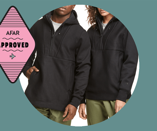 This Water-Repellent Hoodie, Developed in Japan, Is Coveted by My Entire Family