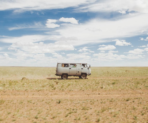 A Journey Through Mongolia in the Back of a Van Is What Road Trip Dreams Are Made Of