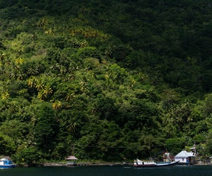 Aid Conservationists as You Sail Around Indonesia on a Luxury Yacht
