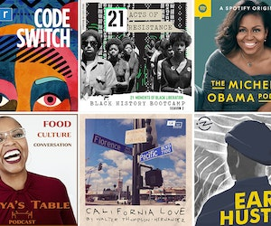 14 Excellent Podcasts by Black Creators to Download Now