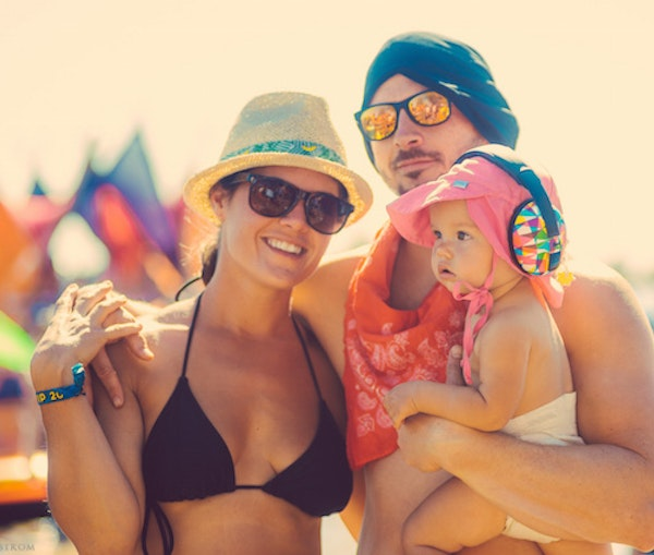 How to Bring Your Kids to Your Favorite Music Festival