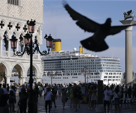 Cruise Ship Crash Sparks Renewed Call for Ban in Venice Venice