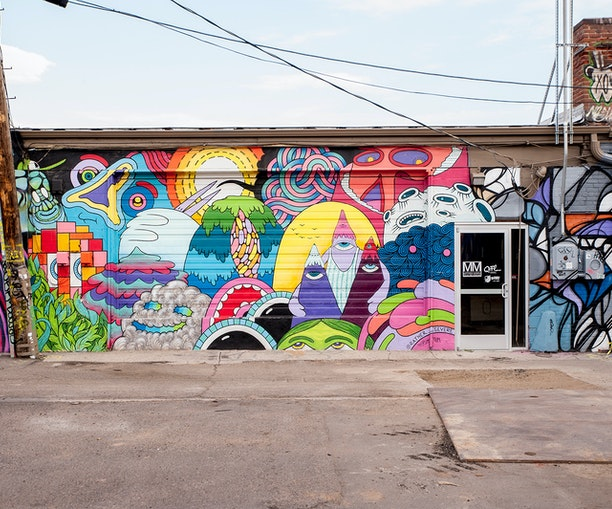 How Denver Became the Surprising Street Art Capital of the Country