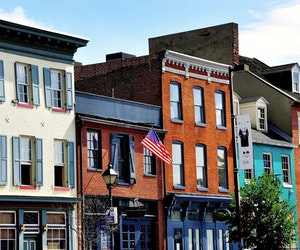 Why You Should Visit Baltimore This Fall