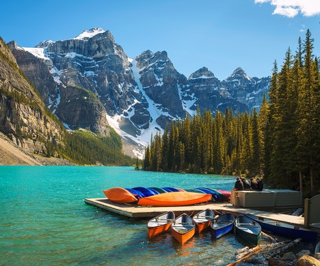 Pristine Powder and Fields of Flowers: A Seasonal Guide to Banff and Jasper   Canada