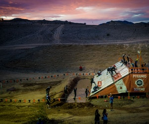 Coolest Travel Jobs: The Designer Putting the Extreme in Extreme Obstacle Courses