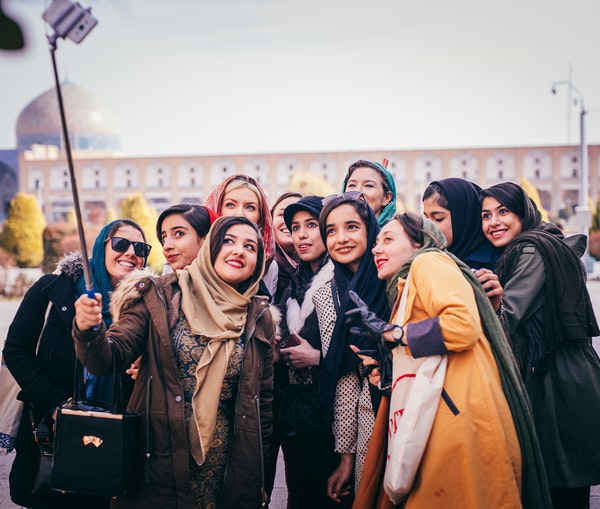 Empowering, Women-Only Trips Show a Hidden Side of Life in the Middle East
