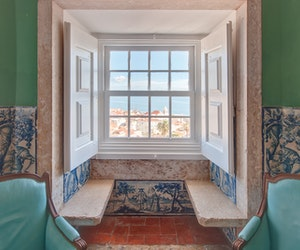 Portugal's Exquisite Historic Lodgings Offer a Window to the Past