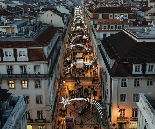 These Are Europe's Fastest Growing Destinations for Celebrating the Holidays