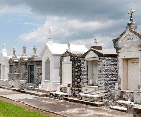 Haunting and Beautiful Cemeteries Around the United States Boston