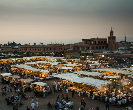 Meet the People Who Make the Marrakech Medina Tick Marrakech