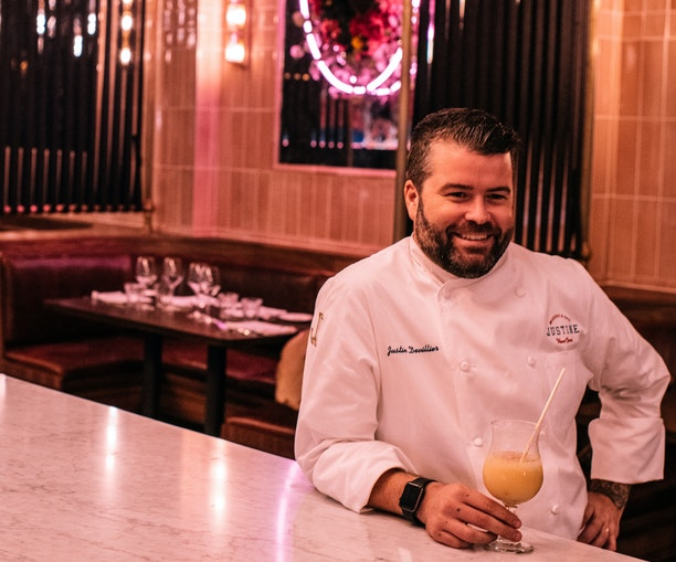 The Influencer: Justin Devillier, Chef