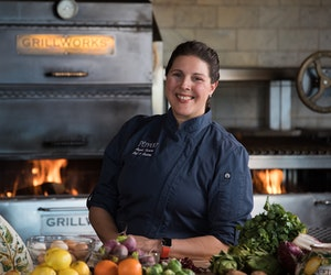 In the Kitchen with Chef Angela Tamura
