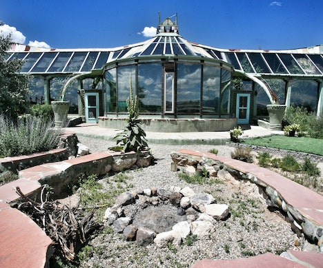 "Stay in an Off-the-Grid, Fully Sustainable ""Earthship""  New Mexico"