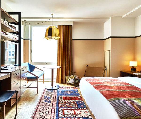 This New Hotel Brand Has a Strong Mission for Social Change