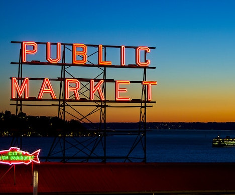 7 Things to See at Seattle's Expanded Pike Place Market