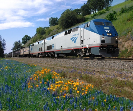 There's a Huge Sale on the Most Scenic U.S. Train Routes Right Now San Francisco
