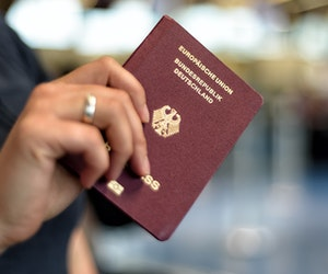 Germany Now Has the Most Powerful Passport in the World