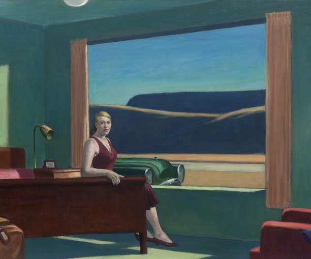 Spend the Night in a Room Inspired by a Signature Edward Hopper Painting