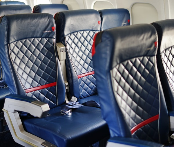 Delta to Stop Blocking Middle Seats in May
