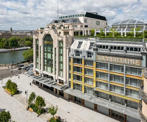 An Iconic Art Deco Department Store in Paris Has Finally Reopened