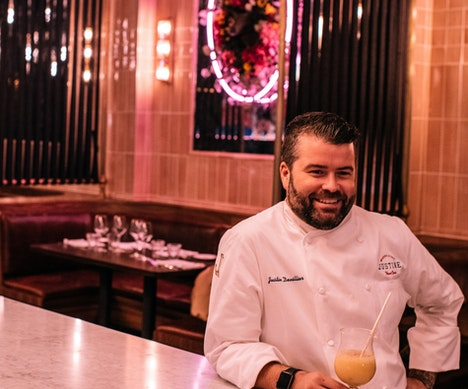The Influencer: Justin Devillier, Chef New Orleans