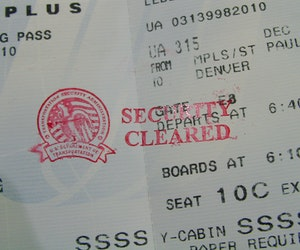 """""""SSSS"""" on Your Boarding Pass? Step This Way."""