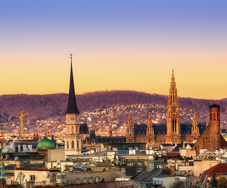 10 Best Places to Go in December Vienna