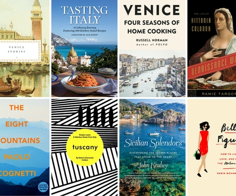 12 New Books to Read if You're Longing for Italy   Italy