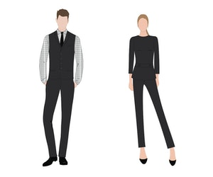 Coolest Travel Jobs: What It's Like to Be a Hotel Uniform Designer