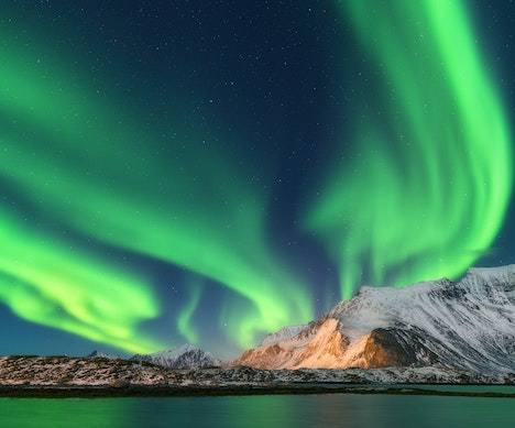 The World's Best Places to See the Northern Lights   Iceland